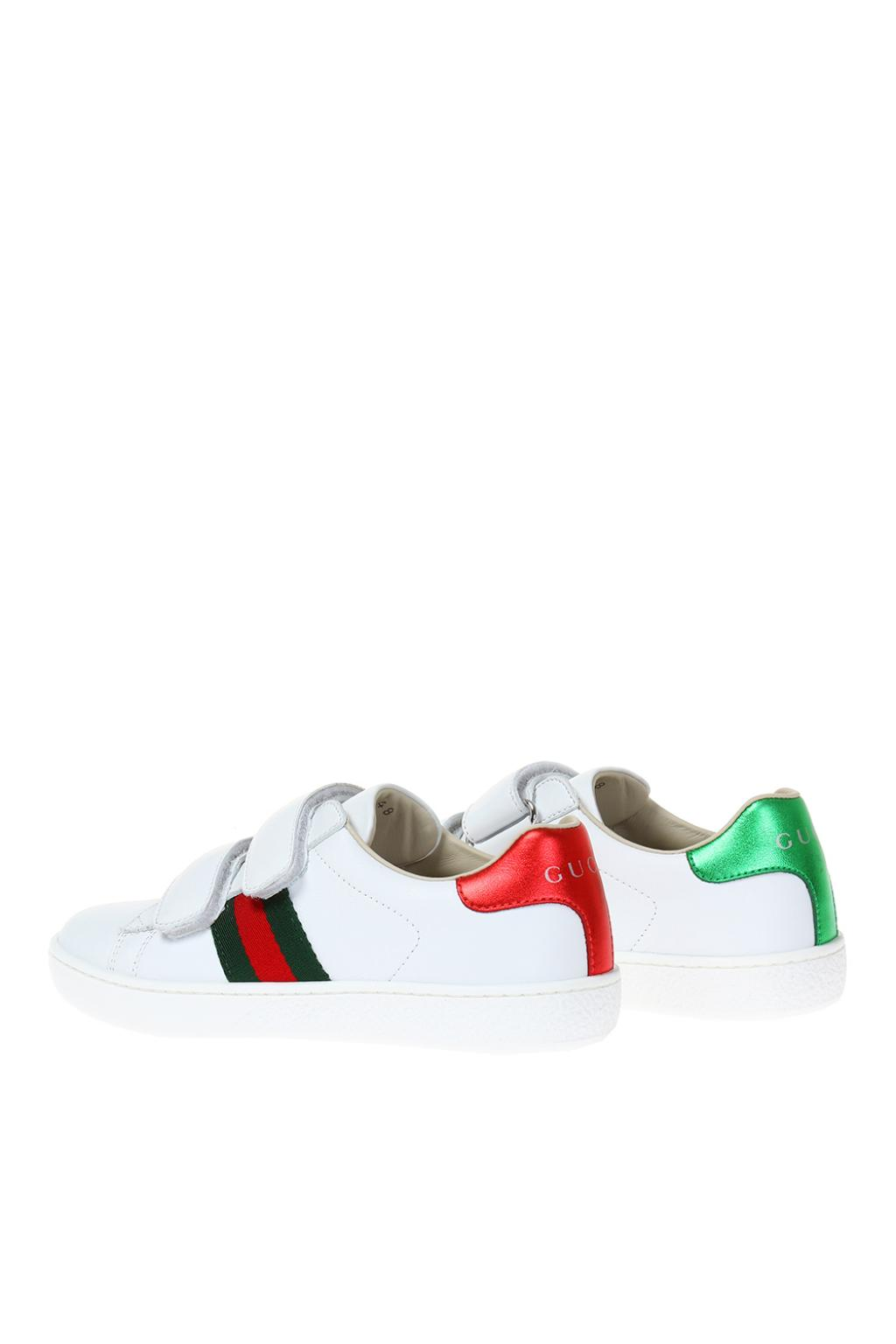 Gucci Kids 'Ace' sport shoes