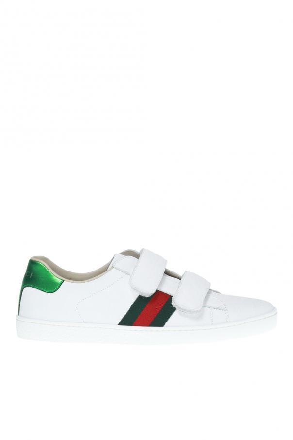 f26240300f8 Web  stripe sneakers Gucci Kids - Vitkac shop online