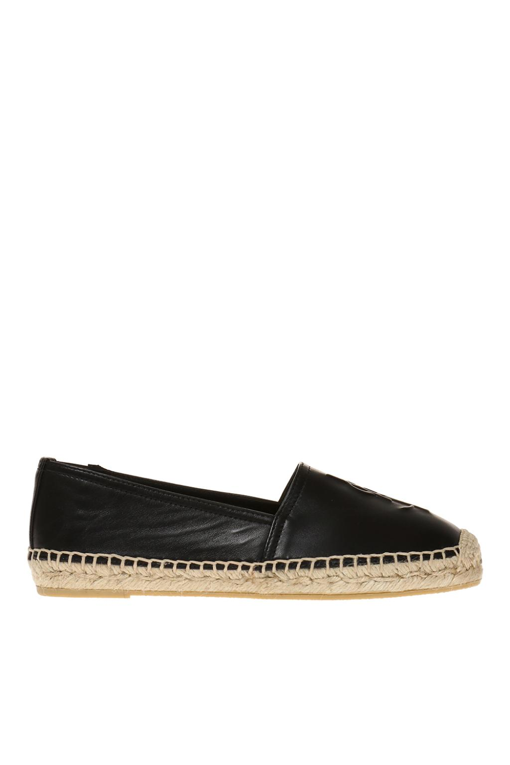 Saint Laurent Espadrilles with logo