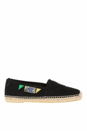 Patched espadrilles od Saint Laurent Paris