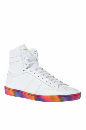 'court classic' high-top sneakers od Saint Laurent Paris