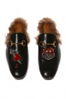 'princetown' appliqued slippers od Gucci