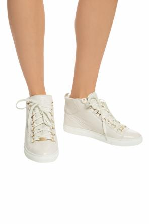 'arena' high-top sneakers od Balenciaga