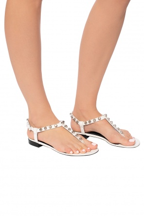Studded sandals od Balenciaga