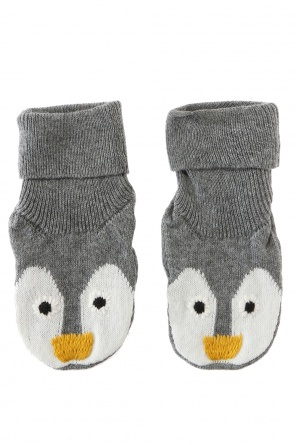 Rabbit motif socks od Stella McCartney Kids