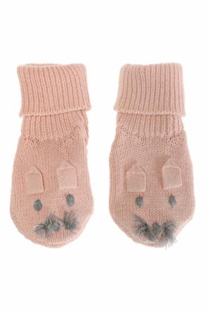 Mouse motif socks od Stella McCartney Kids