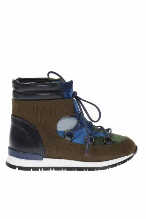 Lace-up boots od Stella McCartney Kids