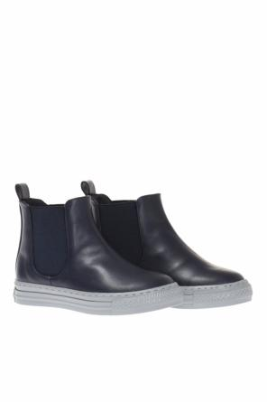 Ankle boots with elastic inserts od Stella McCartney Kids