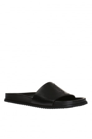 'jimmy' slide sandals od Saint Laurent Paris