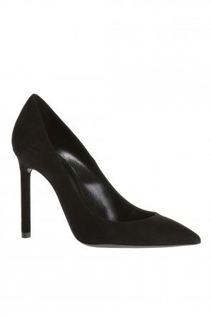 'yukid' suede pumps od Saint Laurent Paris