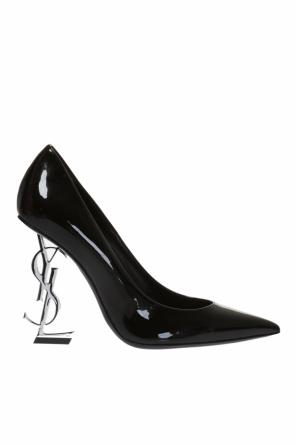 Buty na obcasie 'opyum' od Saint Laurent