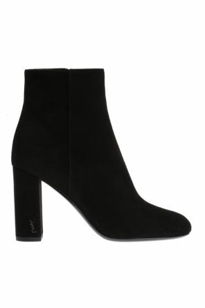 'loulou' heeled ankle boots od Saint Laurent
