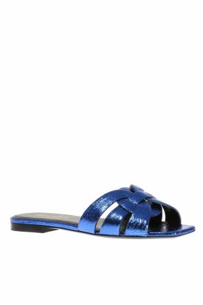 'nu pieds' slide sandals od Saint Laurent Paris