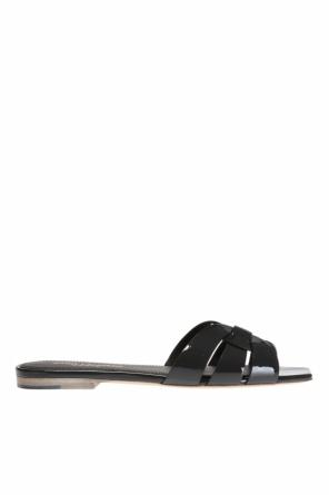 'nu pieds' slide sandals od Saint Laurent