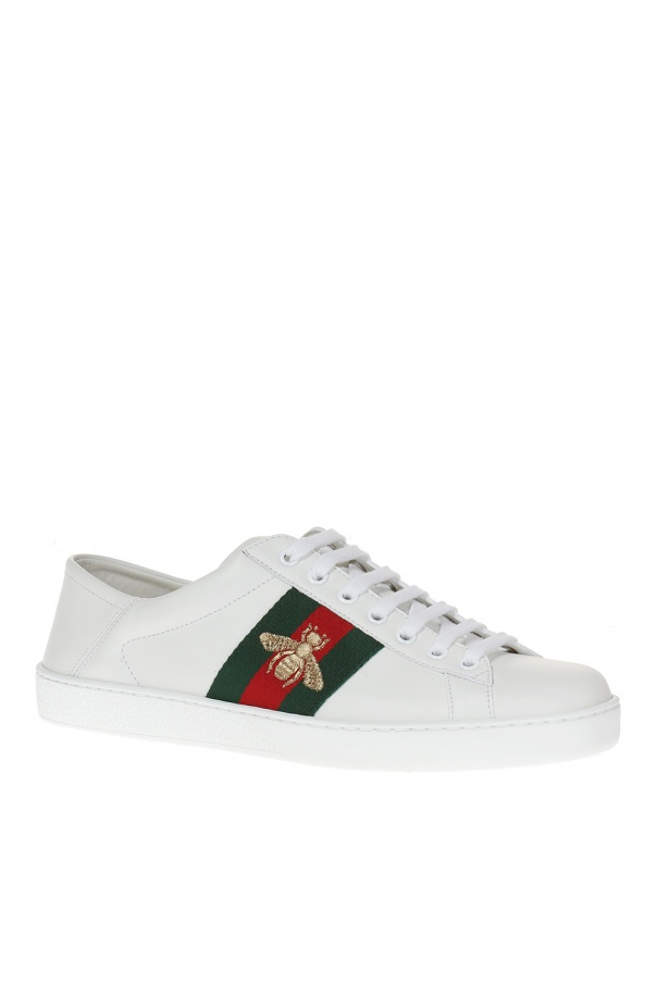92d0f58d335 Ace  sneakers with fold-down heel Gucci - Vitkac shop online