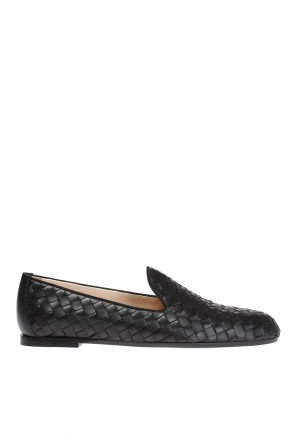 Leather loafers od Bottega Veneta