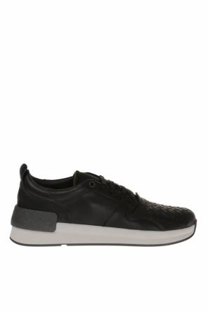 Lace-up sneakers od Bottega Veneta