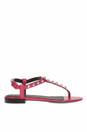 Leather sandals od Balenciaga