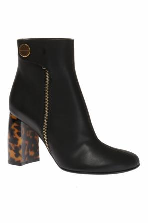 Heeled ankle boots od Stella McCartney
