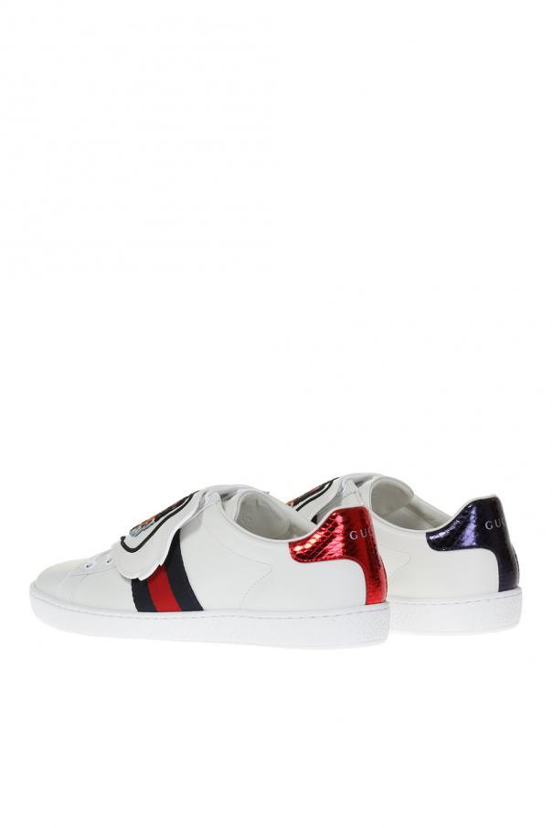 24c00353a71 Ace  sneakers with detachable element Gucci - Vitkac shop online