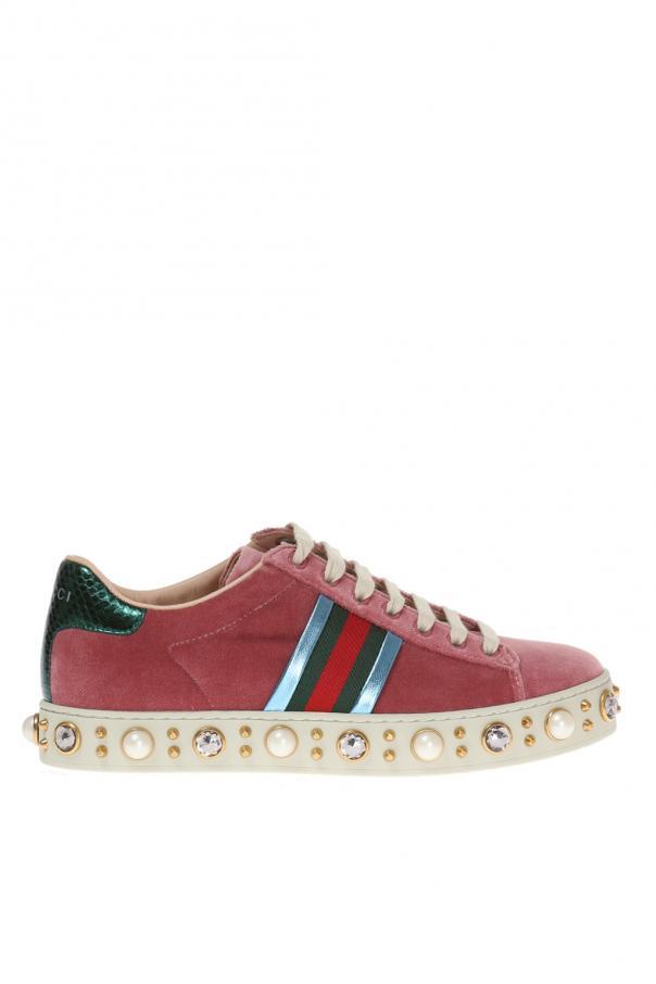 6d8ff4be588 Ace  sneakers Gucci - Vitkac shop online