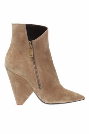5d6c4a4c540 Niki  heeled ankle boots Saint Laurent - Vitkac shop online