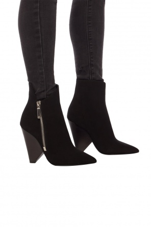 'niki' heeled ankle boots od Saint Laurent