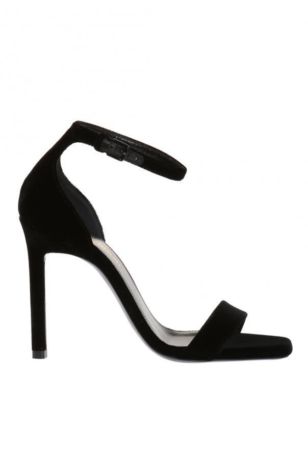 5af2af2b51a Amber  heeled sandals Saint Laurent - Vitkac shop online