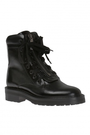 'william' boots od Saint Laurent Paris