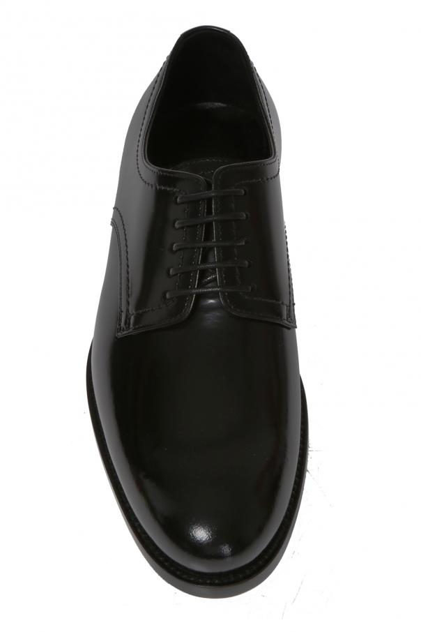 'dare' lace-up shoes od Saint Laurent