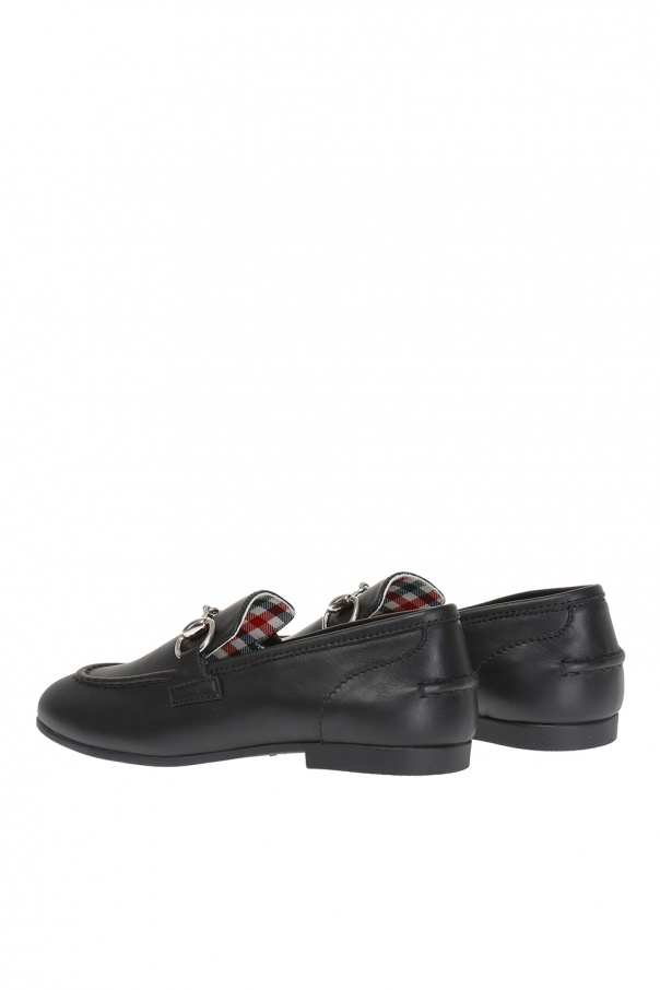 Horsebit loafers od Gucci Kids