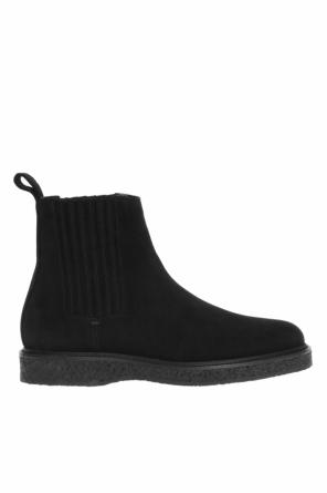'hugo' ankle boots od Saint Laurent Paris
