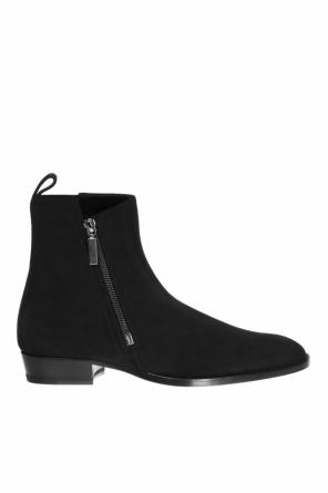 'wyatt' ankle boots od Saint Laurent Paris
