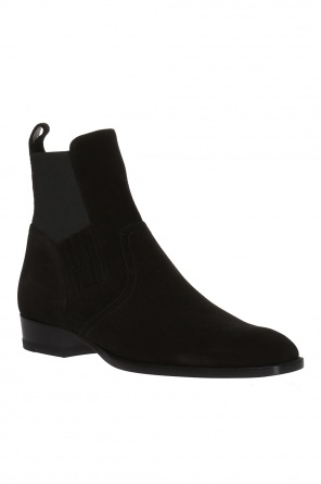 'wyatt' suede chelsea boots od Saint Laurent Paris