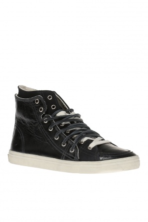 High-top sneakers od Saint Laurent Paris