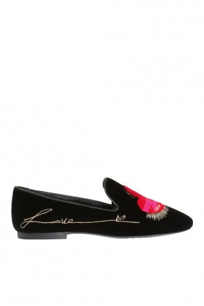 'smoking' loafers od Saint Laurent