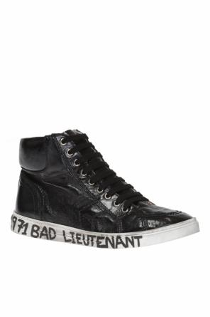 'joe' high-top sneakers od Saint Laurent Paris
