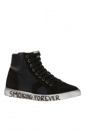 'antibe' high-top sneakers od Saint Laurent
