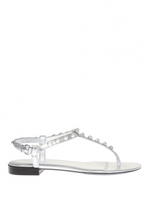 Appliqued sandals od Balenciaga
