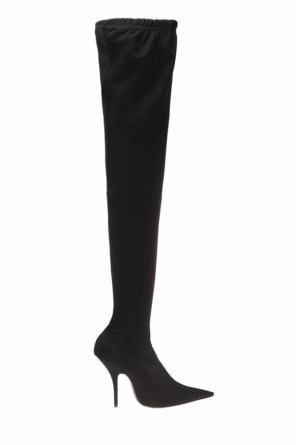 Heeled over-the-knee boots od Balenciaga