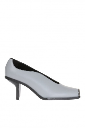 Square toe pumps od Stella McCartney