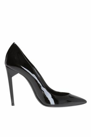 Buty na obcasie 'freja' od Saint Laurent Paris