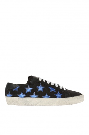 'court classic' sneakers od Saint Laurent Paris