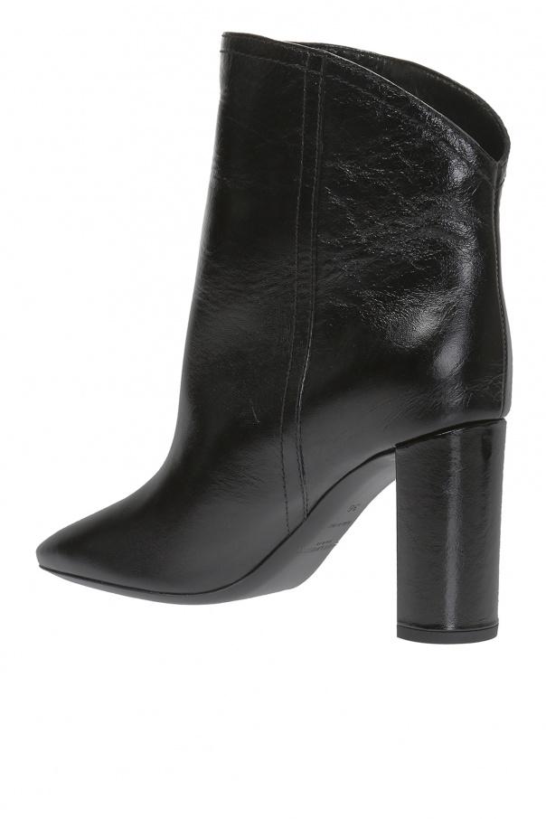 42e001d6aab Loulou  heeled ankle boots Saint Laurent - Vitkac shop online