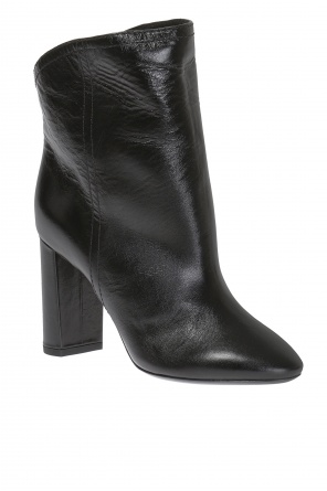 'loulou' heeled ankle boots od Saint Laurent Paris