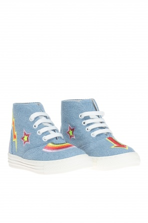 'alonzo' high-top sneakers od Stella McCartney Kids