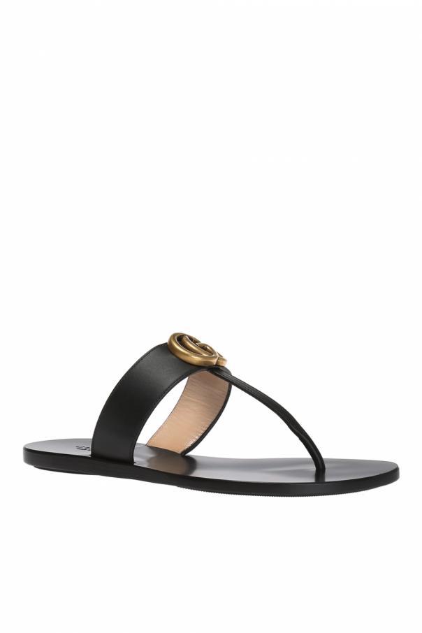 88eda52b07d0 Logo flip-flops Gucci - Vitkac shop online
