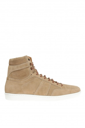 High-top 'court classic sl/10' sneakers od Saint Laurent