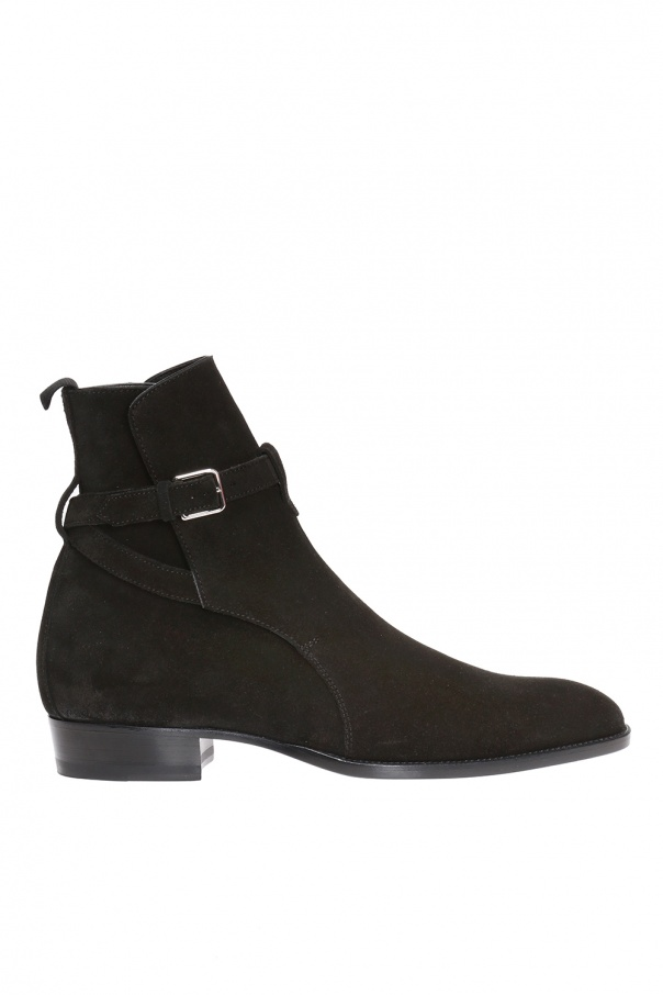 Saint Laurent 'Wyatt Jodhpur' ankle boots