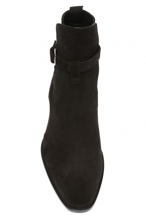 'wyatt jodhpur' ankle boots od Saint Laurent